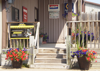 Scottie & Son Auto Center keeps a welcoming environment.